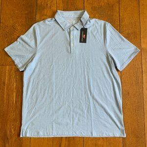 Vineyard Vines Mens Short Sleeve Jersey Polo Sz XL